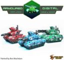 WFG Word Forge Games Armoured Digital 7