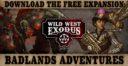 Warcradle Studios Wild West Exodus Badland Campaign