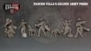 Warcradle Studios Wild West Exodus Pancho Villa's Posse The Golden Army!