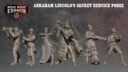 Warcradle Studios Wild West Exodus The Secret Service