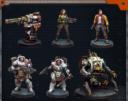 CMoN Zombicide Invader Kickstarter 5