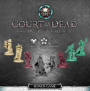 CoD Court Of The Dead Mourners Call Board Game 1