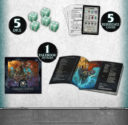CoD Court Of The Dead Mourners Call Board Game 11