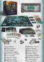 CoD Court Of The Dead Mourners Call Board Game 2