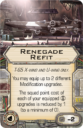Fantasy Flight Games X Wing Saw's Renegades Expansion Pack 11