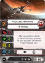 Fantasy Flight Games X Wing Saw's Renegades Expansion Pack 4