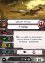 Fantasy Flight Games X Wing Saw's Renegades Expansion Pack 5