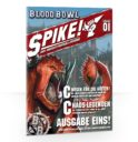 Games Workshop Blood Bowl Spike! Das Fantasy Football Magazin – Ausgabe 1 1