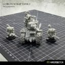 Kromlech Goblin Scrap Tank 04