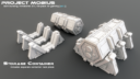 Project Mobius 3D STL KS14