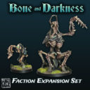 RB Faction Set Bone And Darkness Stalker And Construct