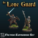 RB Faction Set The Lone Guard Warrior