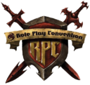 Role Play Convention RPC Logo