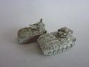 Vanguard Miniatures Neue 6mm Panzer 01