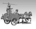 Victrix Ancient British War Chariot11