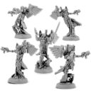 Wargame Exclusive Emperor Sisters Angels Squad 01