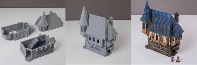 Wightwood Abbey Kickstarter Br 252 Ckenkopf Online Com