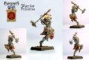 AoW Avatars Of War Warrior Priestess 2