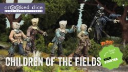 CD Crooked Dice Children Of The Fields Folk Horror 28mm Miniatures 1