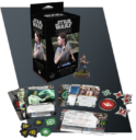Fantasy Flight Games Star Wars Legions Leia Organa Commander Expansion 2