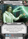 Fantasy Flight Games Star Wars Legions Leia Organa Commander Expansion 9