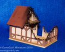 GameCraft Miniatures Tudor House Ruined 02