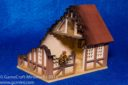 GameCraft Miniatures Tudor House Ruined 05