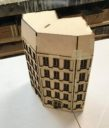 GameCraft Miniatures Tudor House Ruined 07