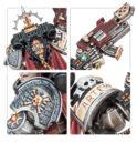 Games Workshop Warhammer 40.000 Watch Captain Artemis 2