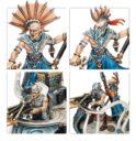 Games Workshop Warhammer Age Of Sigmar Idoneth Deepkin Akhelian Leviadon 4