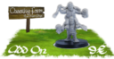 IG Iron Golems Fantasy Football Halfling Team 11