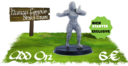 IG Iron Golems Fantasy Football Halfling Team 12