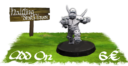 IG Iron Golems Fantasy Football Halfling Team 13
