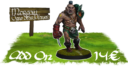 IG Iron Golems Fantasy Football Halfling Team 16