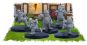 IG Iron Golems Fantasy Football Halfling Team 5