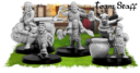 IG Iron Golems Fantasy Football Halfling Team 7