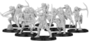 MM Mierce Bowmen Of Scīrbrōc, Ceorl Bowman Unit (10x Warriors W Cmd)