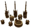 Miniature Scenery Scatter Vap2