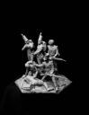 Mitches Military Models Six Soldier Diorama 2