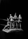 Mitches Military Models Six Soldier Diorama 4