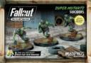Modiphius Fallout Super Mutis