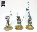 Warbanner Ashigaru Archers Command