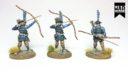 Warbanner Ashigaru Archers 2