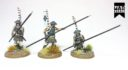 Warbanner Ashigaru Spears 1