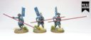 Warbanner Ashigaru Spears 2