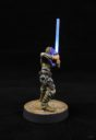 AnM Arts N More Star Wars Legion Darth Vader (LED Saber Mod) 10
