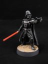 AnM Arts N More Star Wars Legion Darth Vader (LED Saber Mod) 2