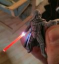 AnM Arts N More Star Wars Legion Darth Vader (LED Saber Mod) 5