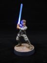 AnM Arts N More Star Wars Legion Darth Vader (LED Saber Mod) 7