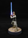 AnM Arts N More Star Wars Legion Darth Vader (LED Saber Mod) 8